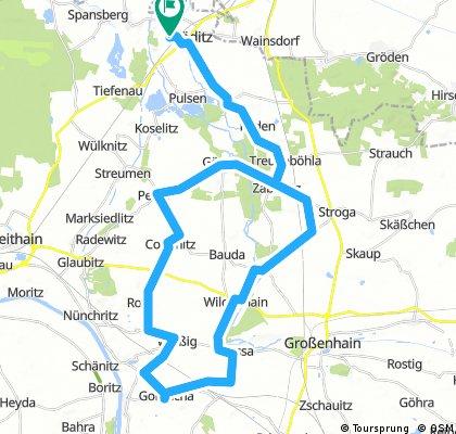 RTF 2017  -  47 km 1.Entwurf