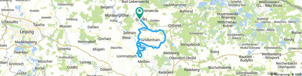 RTF 2017  - 122 km 1.Entwurf
