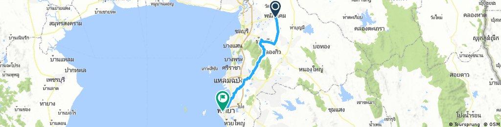 J081 – Lundi 27 mars 2017 Phanat Nikhom - Pattaya