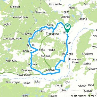 73 km