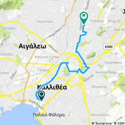 bike tour from 28 March, 19:36