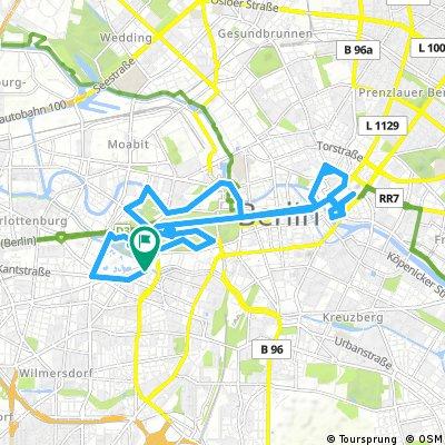 B01_Auf Berlins Prunkstraße in den Tiergarten