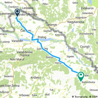 BRM 1000 km Sveta Nedelja 2017 - Leg 7_1