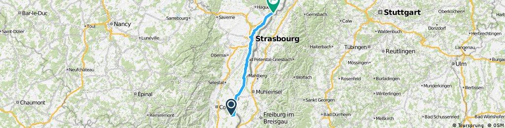 3. Nordkapp Neuf-Brisach (F) - Dalhunden (F)