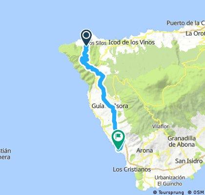 Tenerife День 2 Группа М3