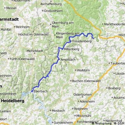 6. Nordkap Eberbach - Kreuzwertheim