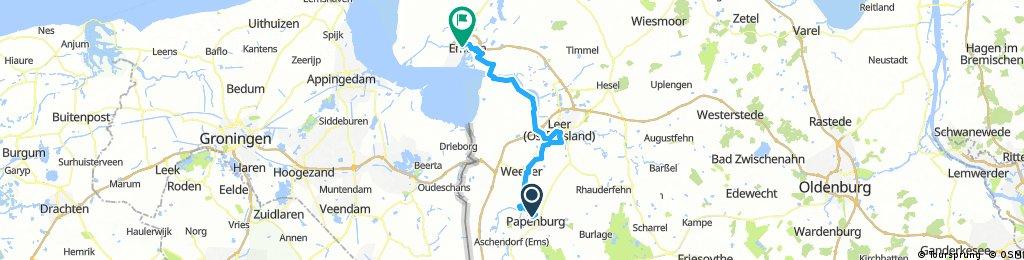 08_Papenburg – Leer – Emden