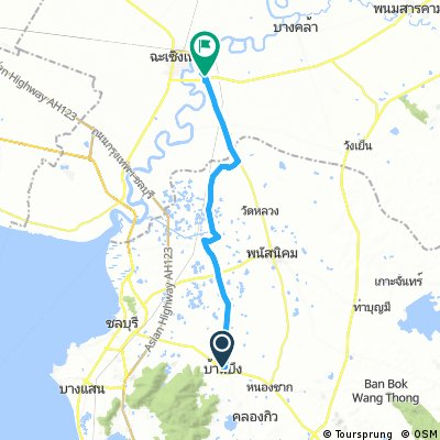 J084 – Jeudi 30 mars 2017 Ban Bueng – Ban Tin Pet (intersection routes 365 – 315 – 304)
