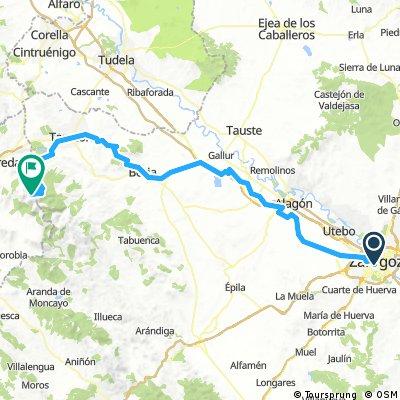 Vuelta 13. bjerg