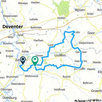 Zutphen-Markelo-Zutphen