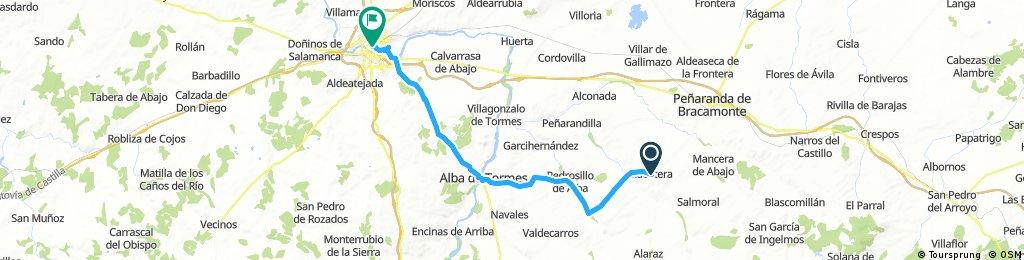 Macotera-Salamanca IV