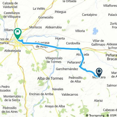 Macotera-Salamanca V