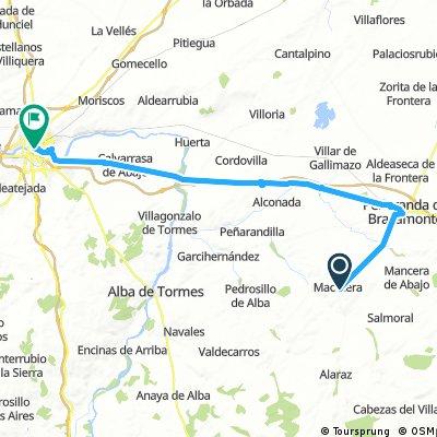 Macotera-Salamanca VI