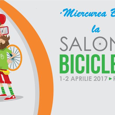 Tura la si de la Salonul Bicicletei ;) , de 1 Aprilie