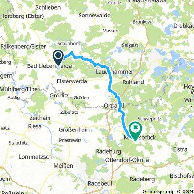 Königsbrücker Heide Anreise