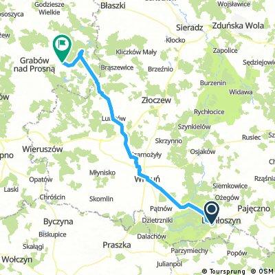 D3 - Lisowice - Koniec Swiata/ Kraszewice