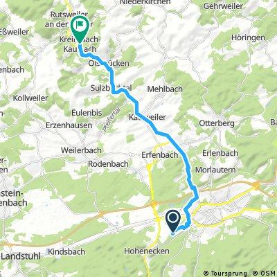 Kreimbach (Speerling)