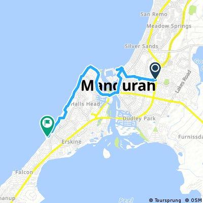 Mandurah Coast