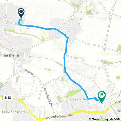Gaimersheim- Etting - Conti