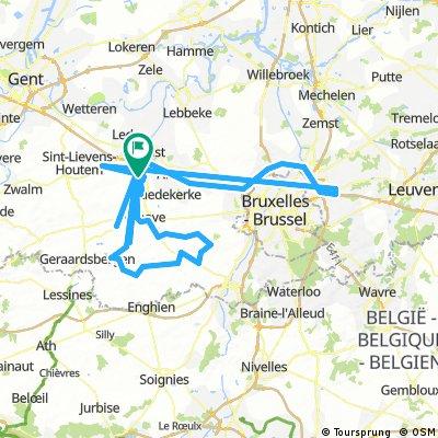 Long ride through Haaltert304