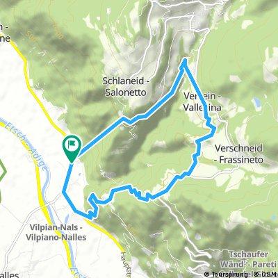Vilpian-Mölten-Planatsch Freeride