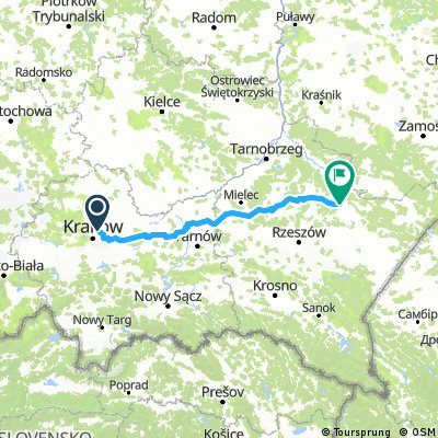 Z Krakowa do Leżajska na piwo