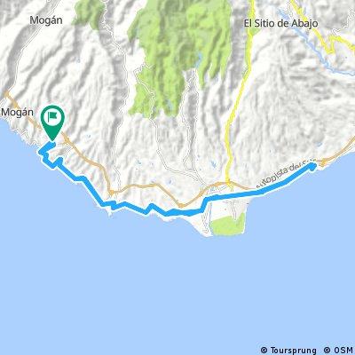 Gran Canaria Bahia Felize 64km/ 890vm.