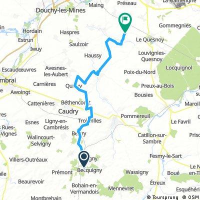 Part 1 Paris Roubaix 45k