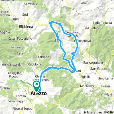 ArezzoAnghiariCapreseMichelangeloLaVernaPieveSStefanoAnghiariArezzo