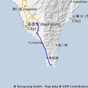 20100214 Day 1 屏東-恒春