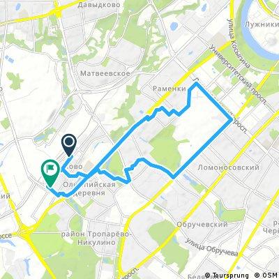 #2 - Велопробег