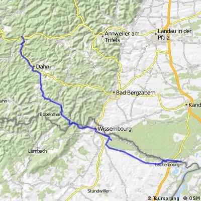 Lautertalradweg 050807