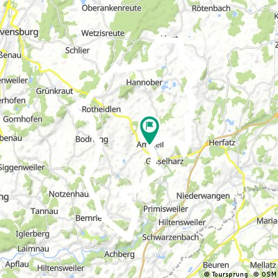 47_Amtzell – Vogt – Waldburg – Neukirch – Amtzell