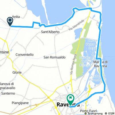 Madonna del Bosco Ravenna (cycler)