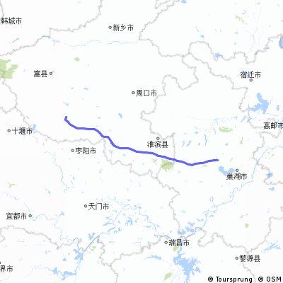 6.June-Hefei-Guangshan-Tanghe