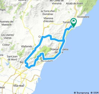 Torrenostra-Cabanes-Borriol-DesiertoPalmas-Benicasim-Torrelasal