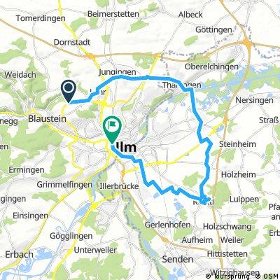 Ulm - Neu-Ulm-Reutti: GenussPur-Brauerei
