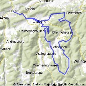 Bike Arena Route 21