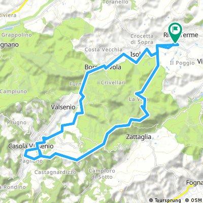 Riolo Monte Mauro Casola