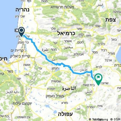 Acre To Kfar Kama 18