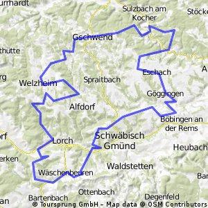 Bergeles Tour 2010