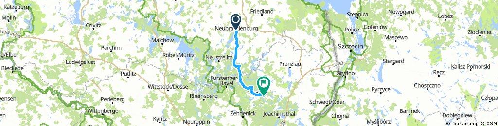 Neubrandenburg - Ahrensdorf