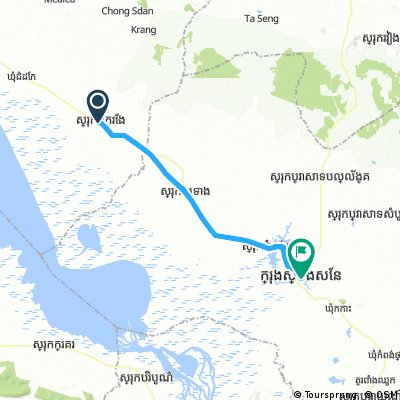 Kampong kdei - Kampong thom