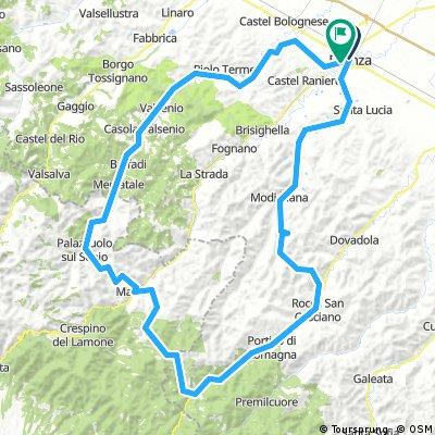 GF Cime di Romagna
