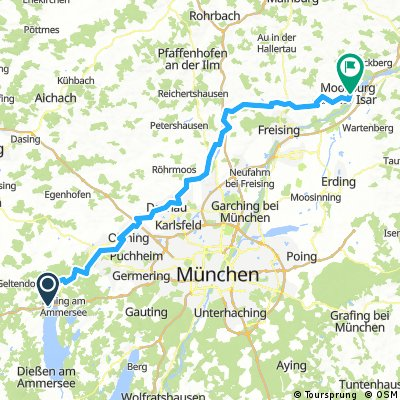 Eching - Moosburg