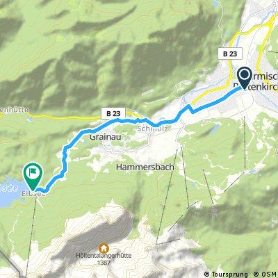 Garmisch Eibsee