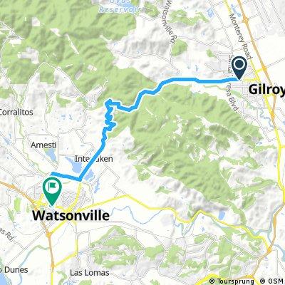 AMGEN Tour of California - Etappe 3 (I.T.T.)