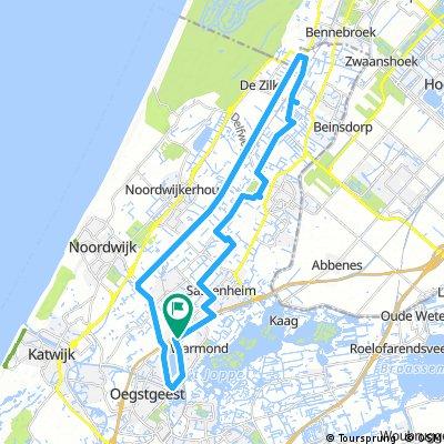 Bollenveldenroute 43km