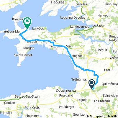 20/05*-LOCRONAN/LE FRET-45.5 KM