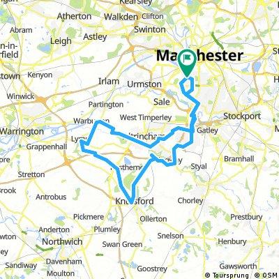 Manchester Plus Cheshire